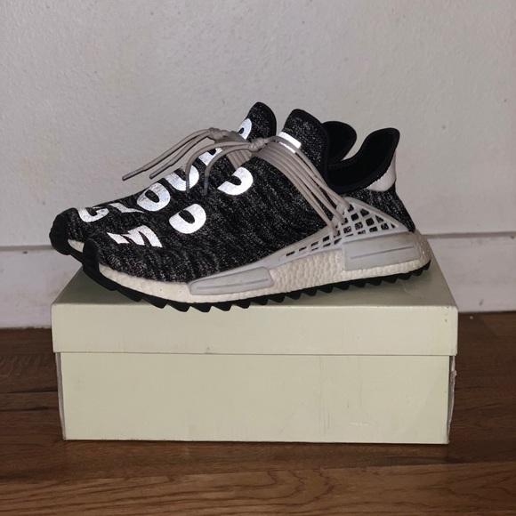 "brand new d9604 2282e Adidas Human Race NMD ""Pharrell"" — Oreo"